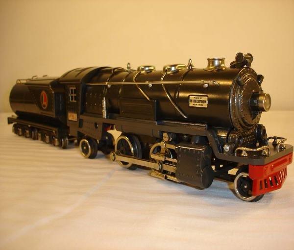 3: ABT:Lionel #260E/263WX Gray Engine & Tender (R )