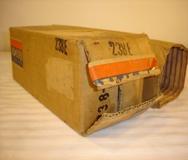 12: ABT:Great Lionel #238E Steam Engine Original Box