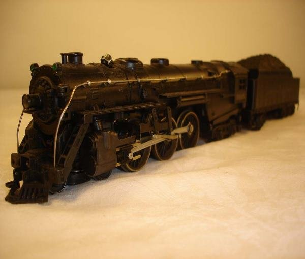 22: ABT:Nice Lionel OO #002/002W Hudson & Whistle