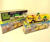 197: ABT: 3 Assorted BP Trucks/OBs