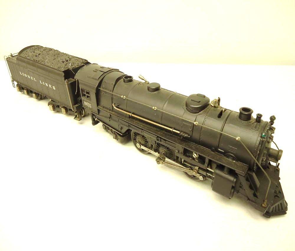 1: ABT: Lionel #226E/2226W Steam Engine & Tender (R)