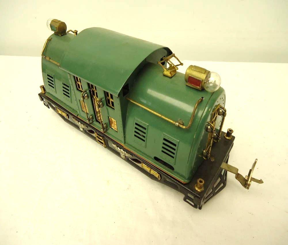 2: ABT: Lionel Standard Gauge #10E Green Electric (R)