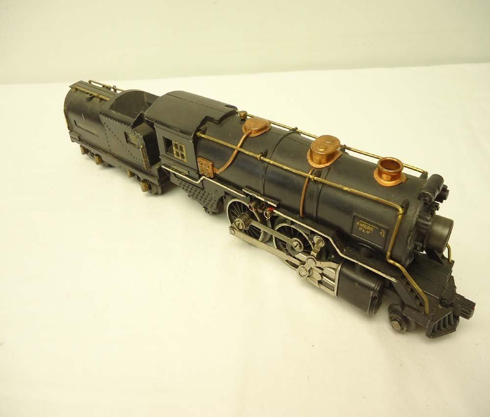 4: ABT: AF O Gauge #4615 Steam Engine & Type 5 Tender