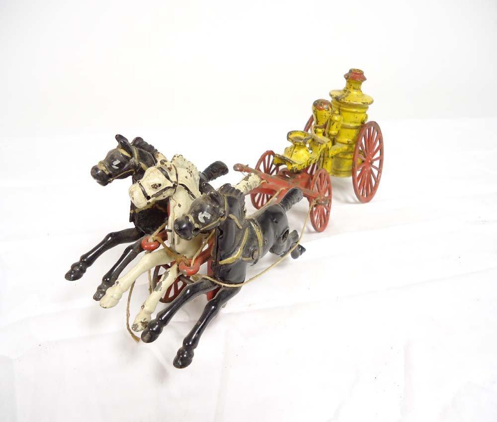 13: ABT: Unusual Horse Drawn Fire Wagon