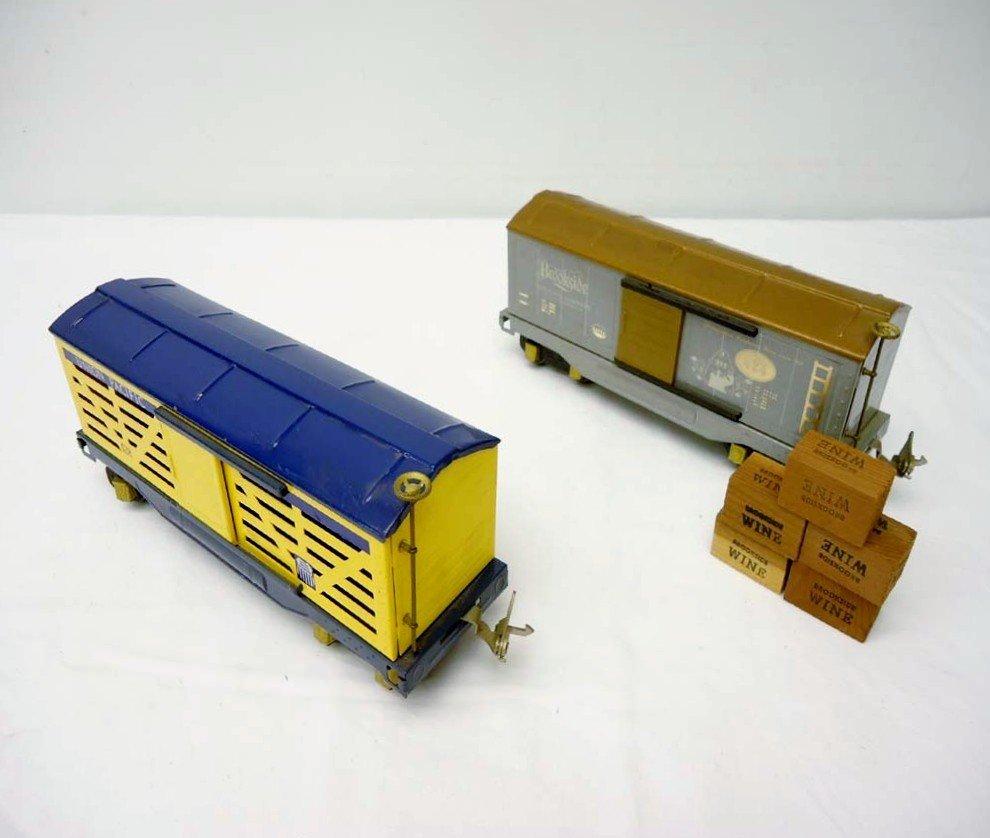 14: ABT: USTTC O Gauge #424 & #428 Box Cars
