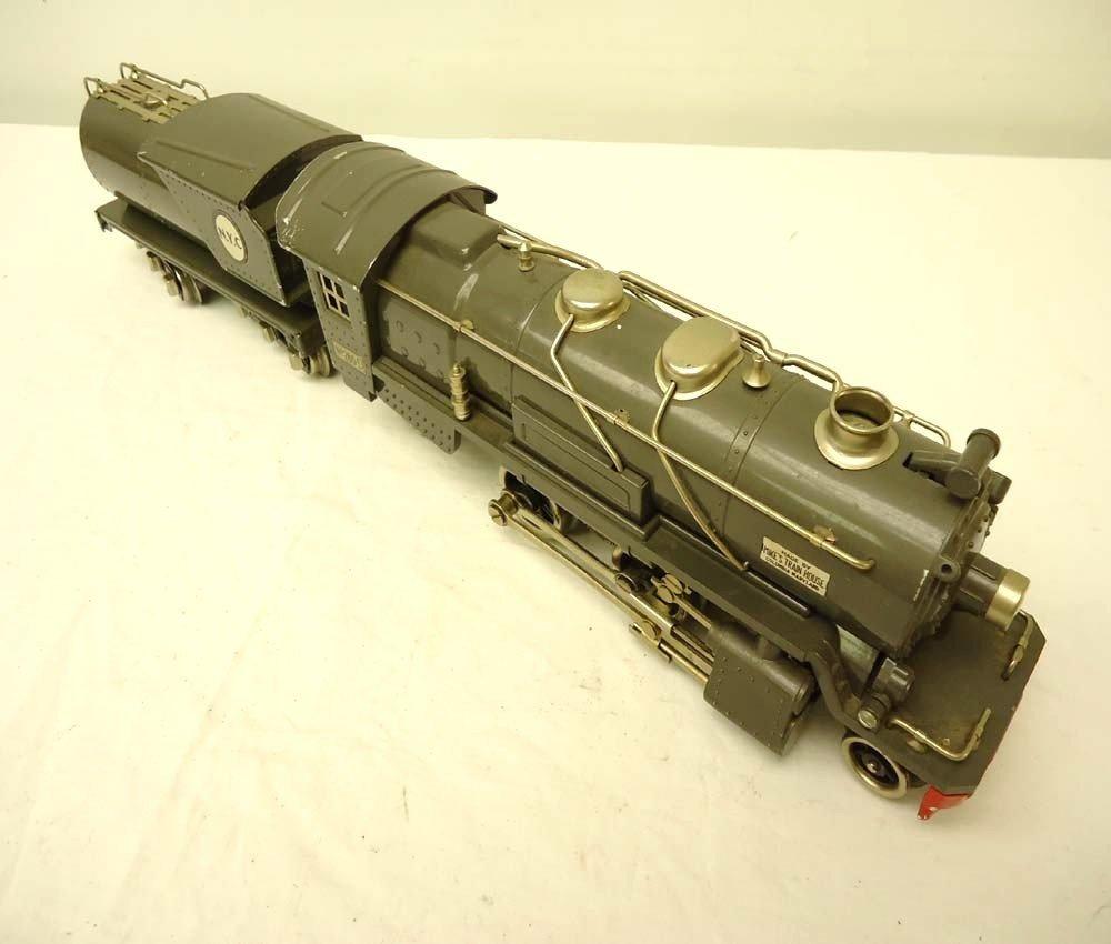 15: ABT: MTH Classics #260E Gunmetal Steam Engine & Ten