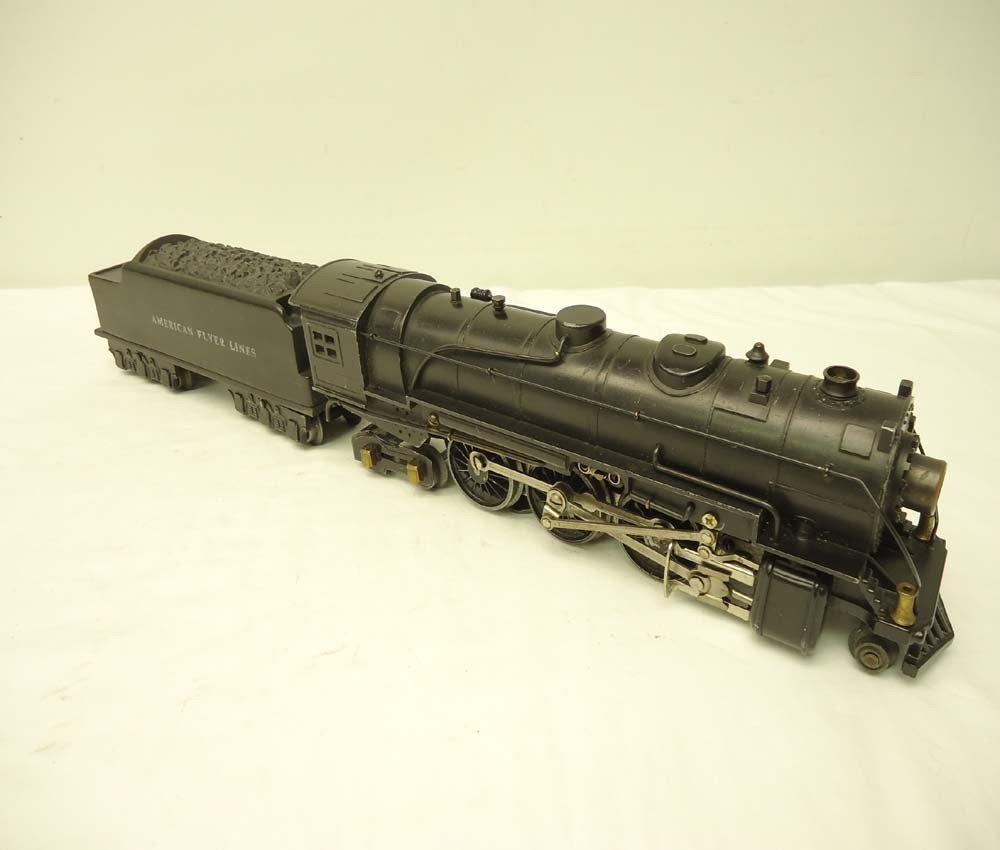 20: ABT: Scarce AF #447 Hudson Steam Engine & Tender