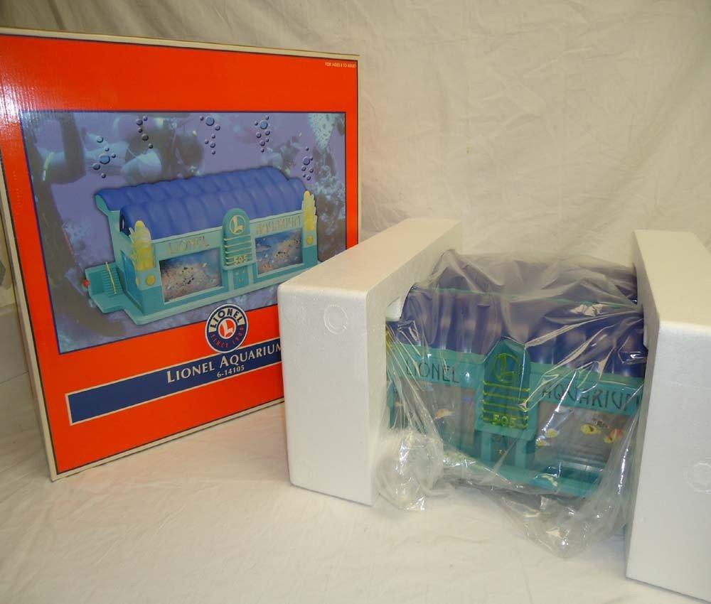 16: ABT: Mint Lionel #14105 Lionel Aquarium/OB