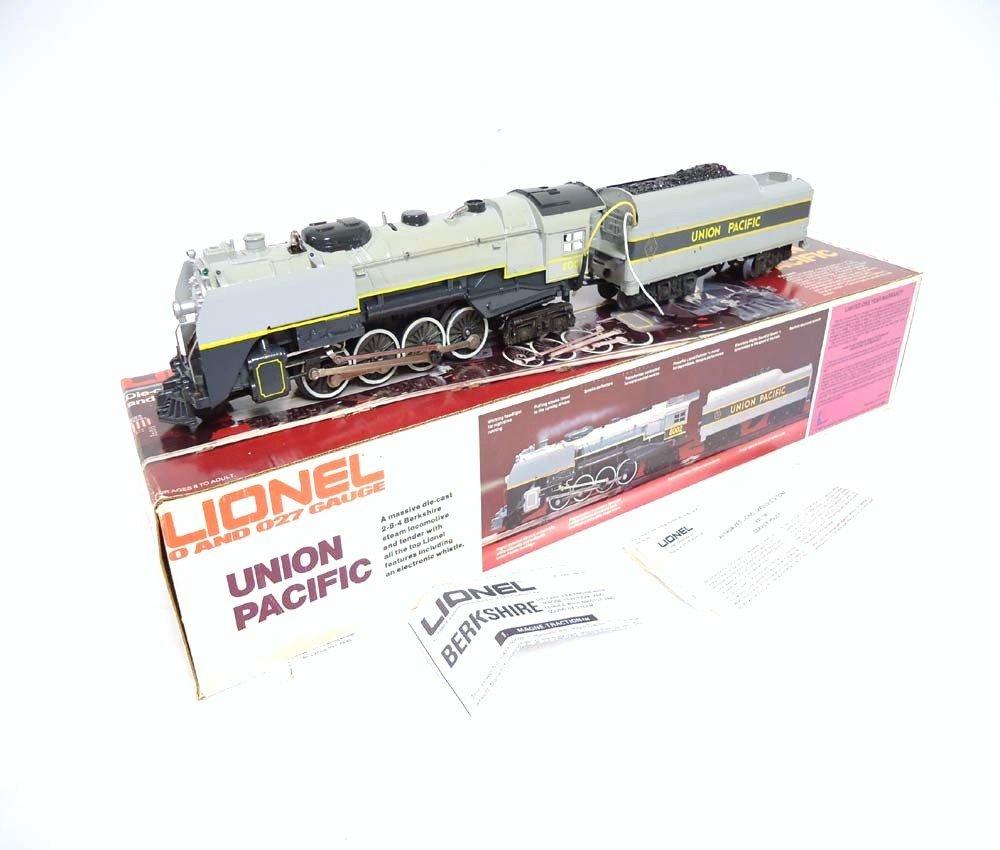 22: ABT: Mint Lionel #8002 Union Pacific Diecast Berksh