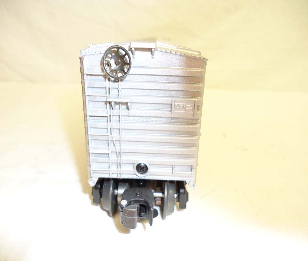 81: ABT: Lionel #16776 1997 Holiday Rail Sounds Box Car - 10