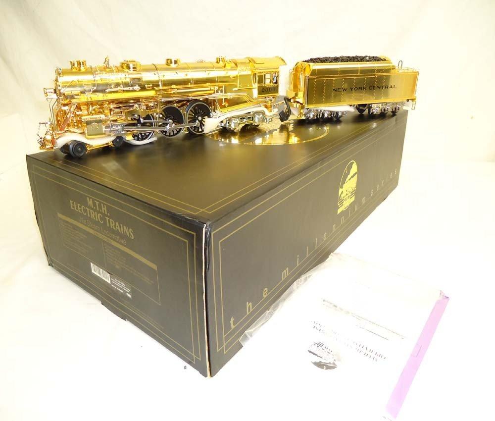 250: ABT: Mint MTH #20-3040-1 NYC 4-6-4 J1e Gold Hudsto