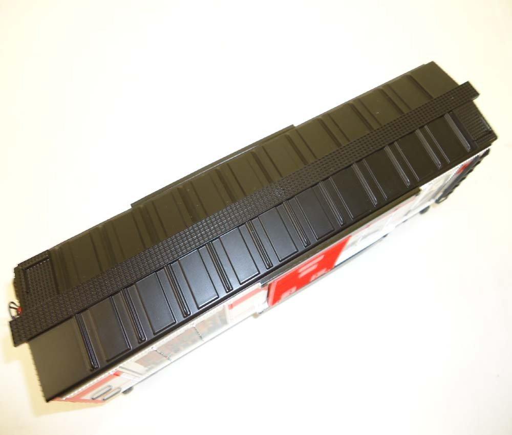 253: ABT: Mint K-Line #K641-5105 QVC Coca Cola Box Car/ - 7