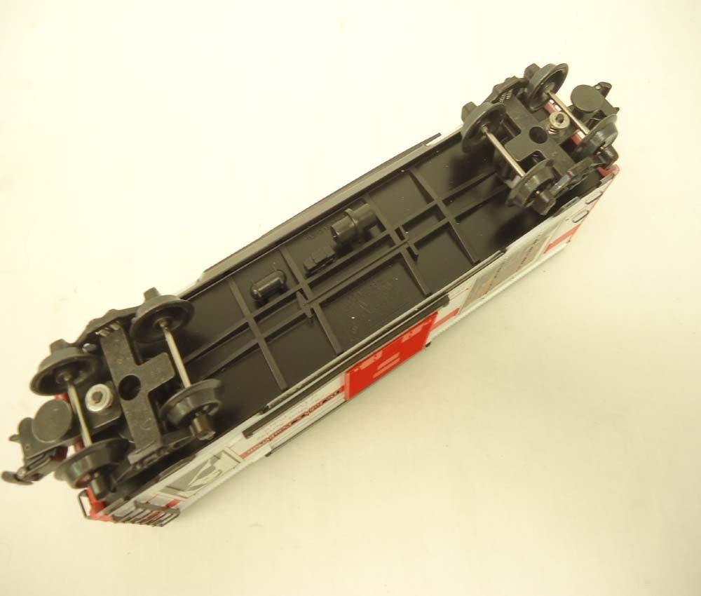 253: ABT: Mint K-Line #K641-5105 QVC Coca Cola Box Car/ - 8