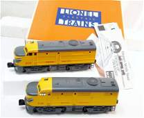 339 ABT Mint Lionel 18119 Union Pacific FA2 Alco AA