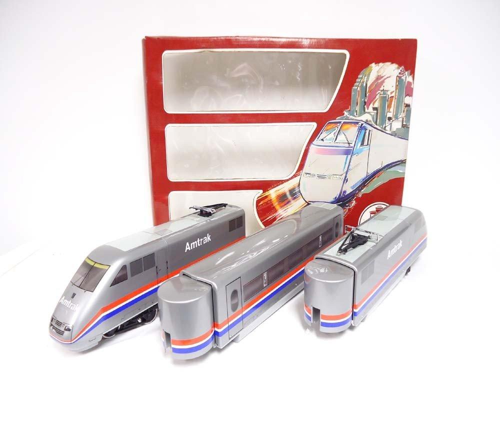 10: ABT: LGB G Scale: #91950 Amtrak City Express Set/OB