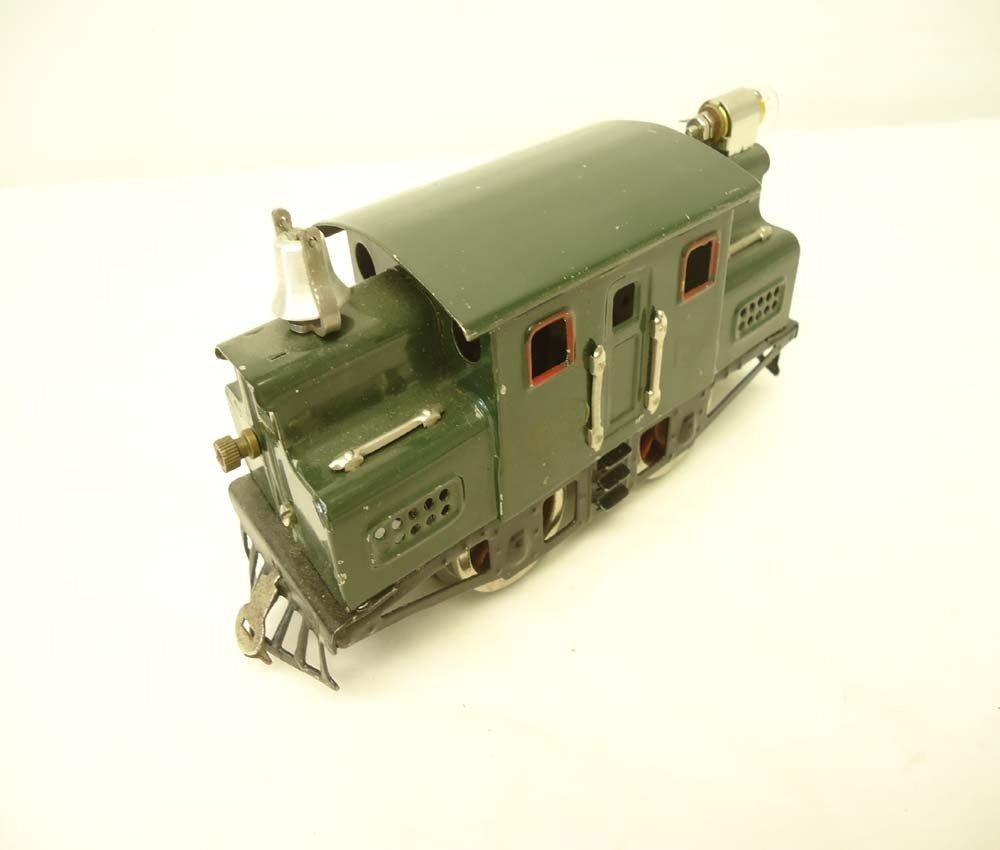 2: ABT: Lionel #153 Dark Green NYC Electric