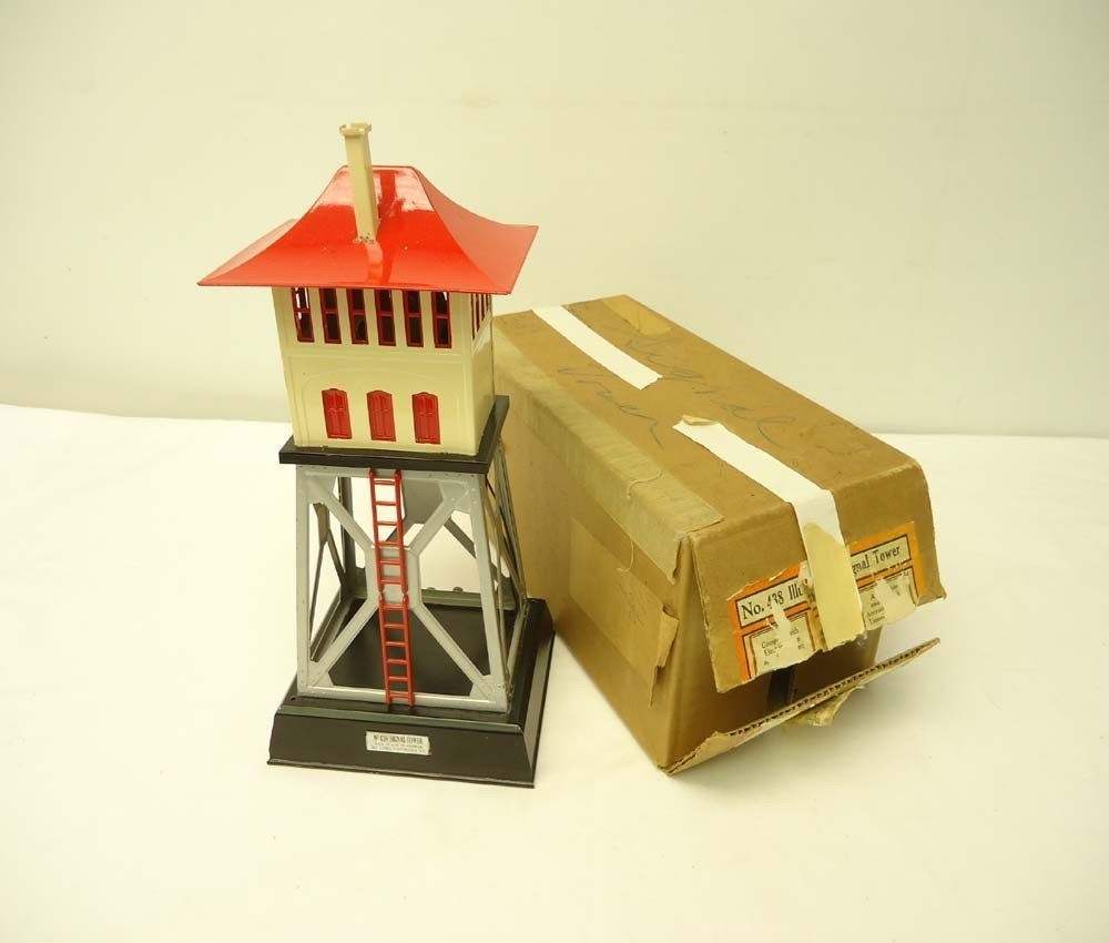 3: ABT: Lionel #438 Signal Tower/OB