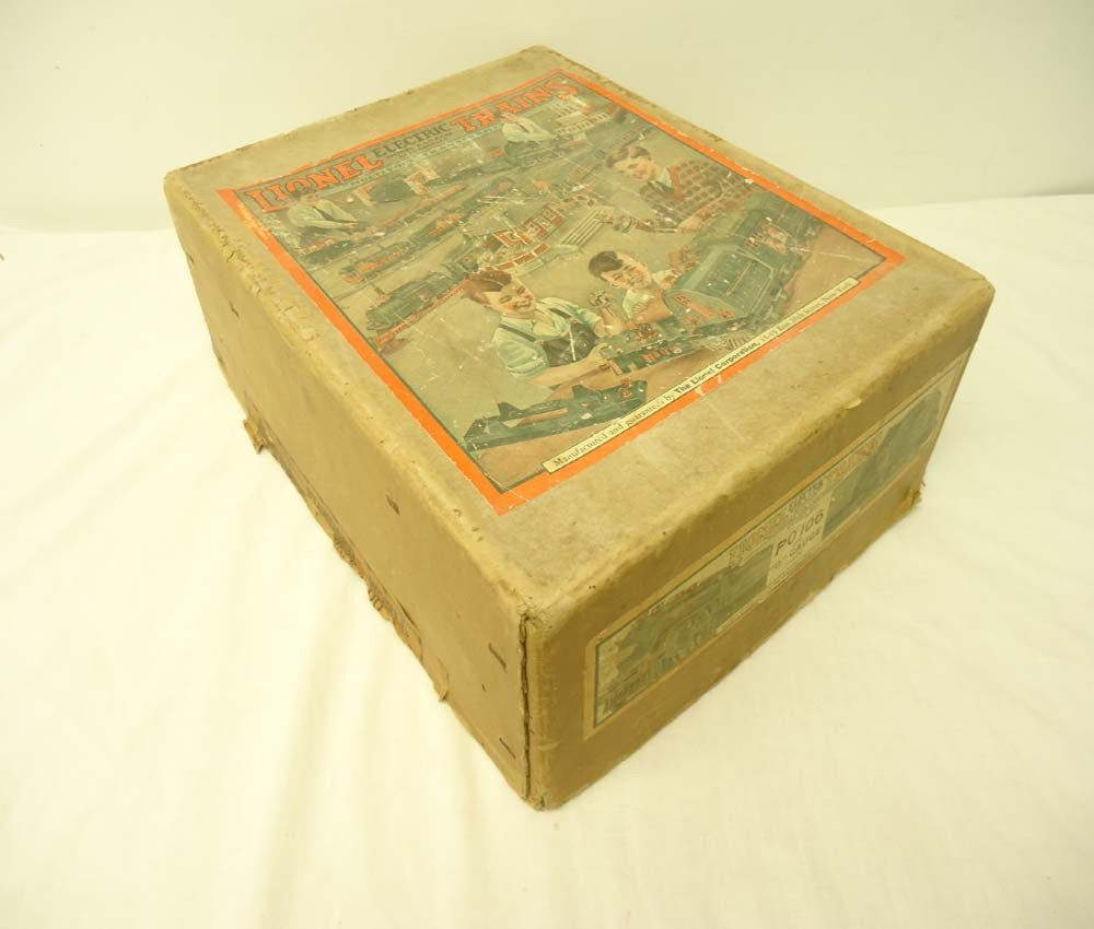 7: ABT: Original Lionel Set Box #PO 106