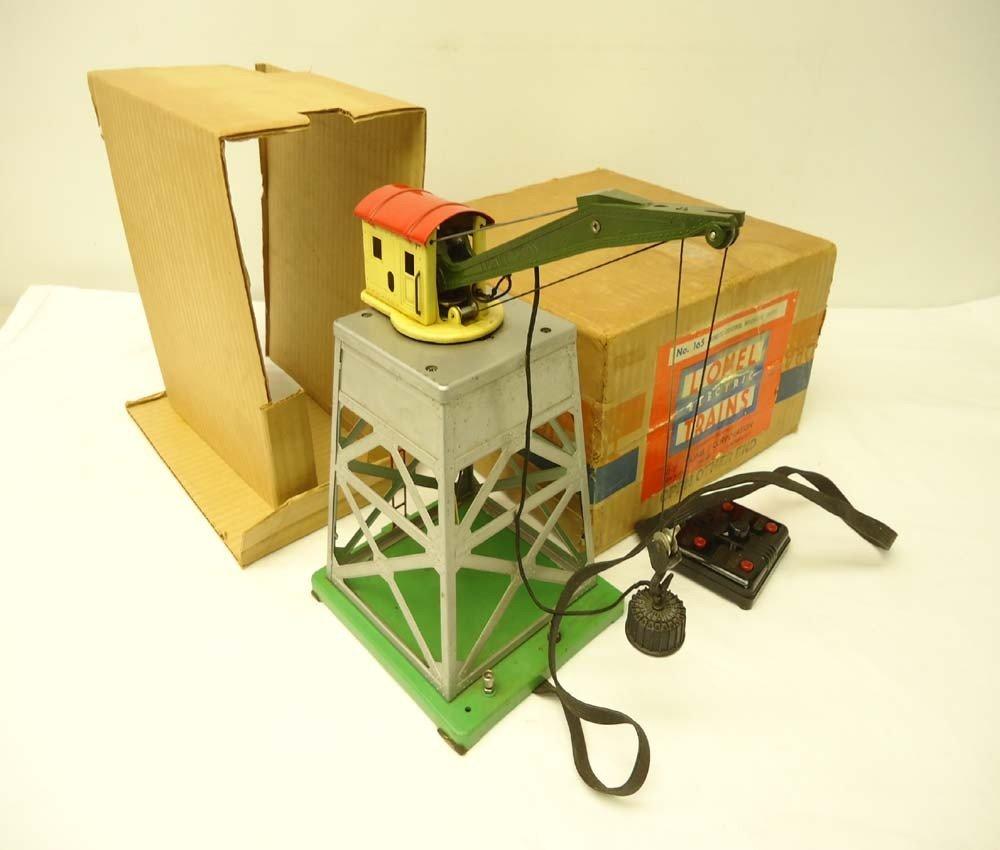 19: ABT: Lionel #165 Remote Control Magnetic Crane/42 G