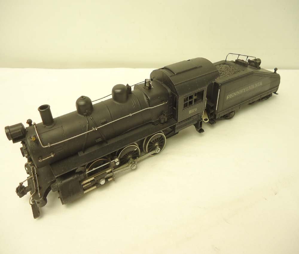 20: ABT: Lionel #701 Scale Steam Switcher & Tender