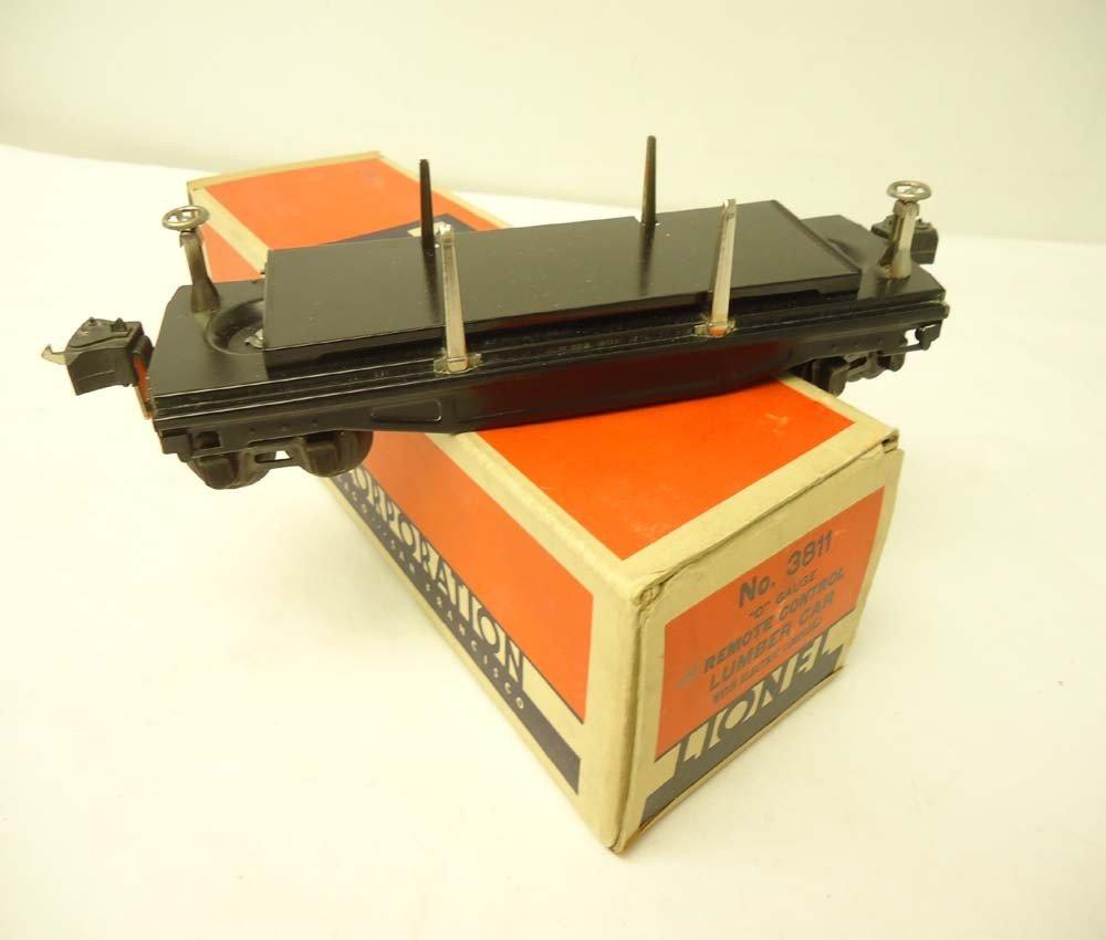 22: ABT: Lionel #3811 Remote Control Lumber Car/OB