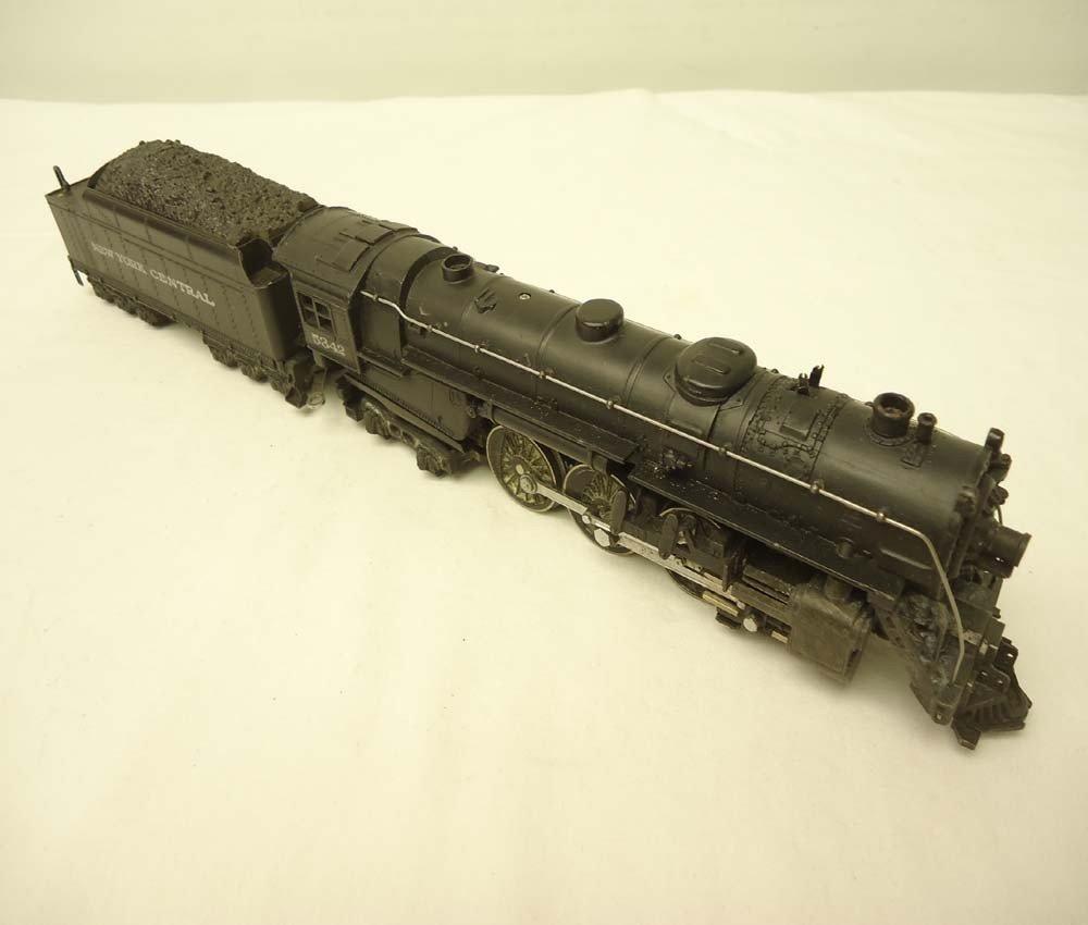 24: ABT: Lionel OO #004/004W Modified 2-Rail Steam Engi