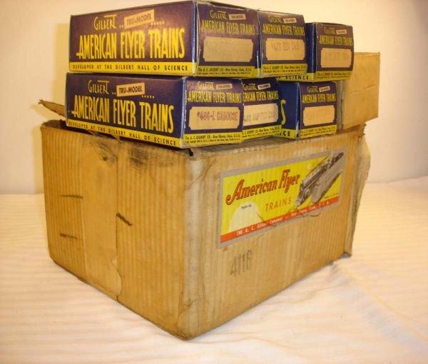 3: ABT: Great AF O Gauge #4116 NYC Boxes