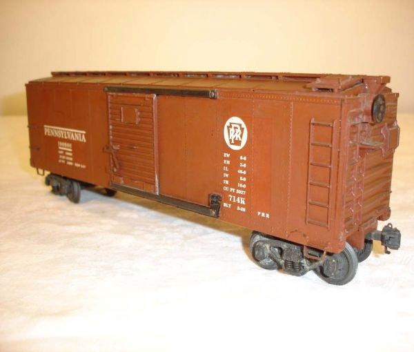 4: ABT: Lionel #714K Pennsylvania Scale Box Car