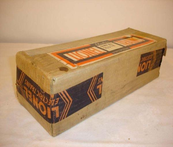 9: ABT: Lionel #263TW Separate Sale Original Box