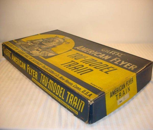 22: ABT: Brick AF O Gauge #4127 K-5 Tru-Model Box