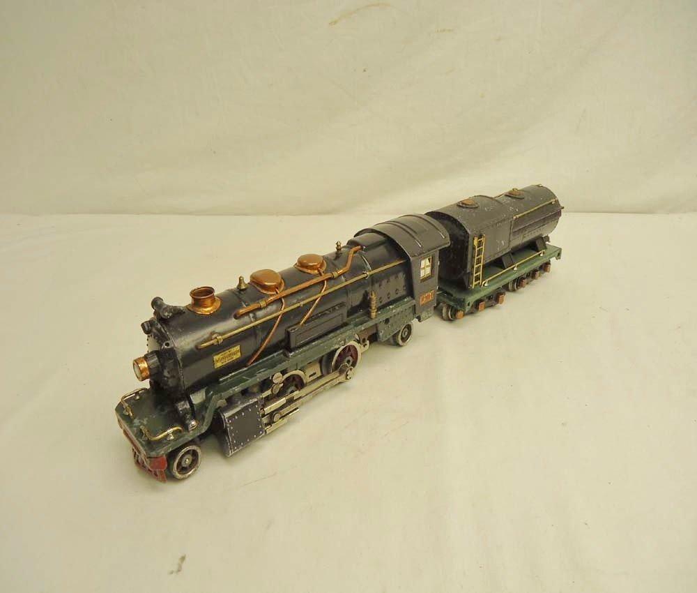 4: ABT: Lionel #260E Steam Engine & Tender