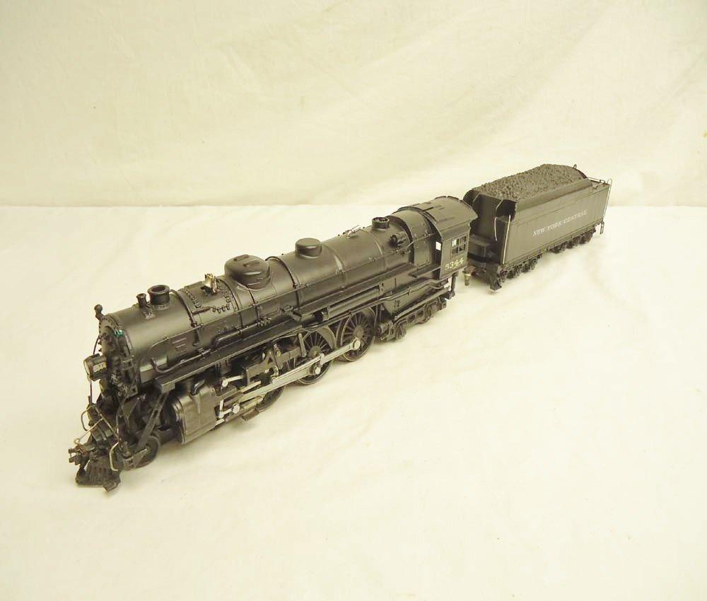 200: ABT: Lionel #700K/700W Scale Hudson Steam Engine &