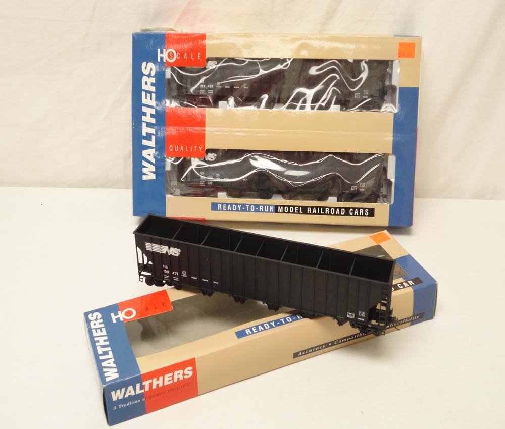 14: ABT: Walthers HO Scale: #932-25683/932-5683 Norfolk