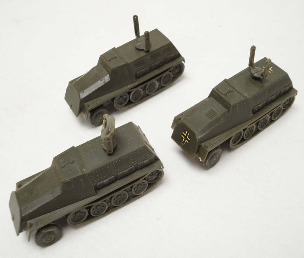 20: ABT: Roco HO Scale: 33 Military Vehicles and Air Cr - 2