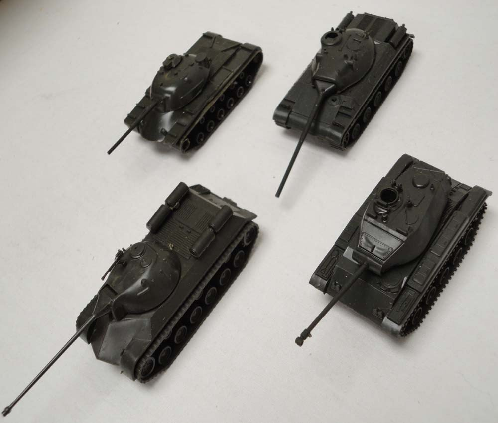 20: ABT: Roco HO Scale: 33 Military Vehicles and Air Cr - 5