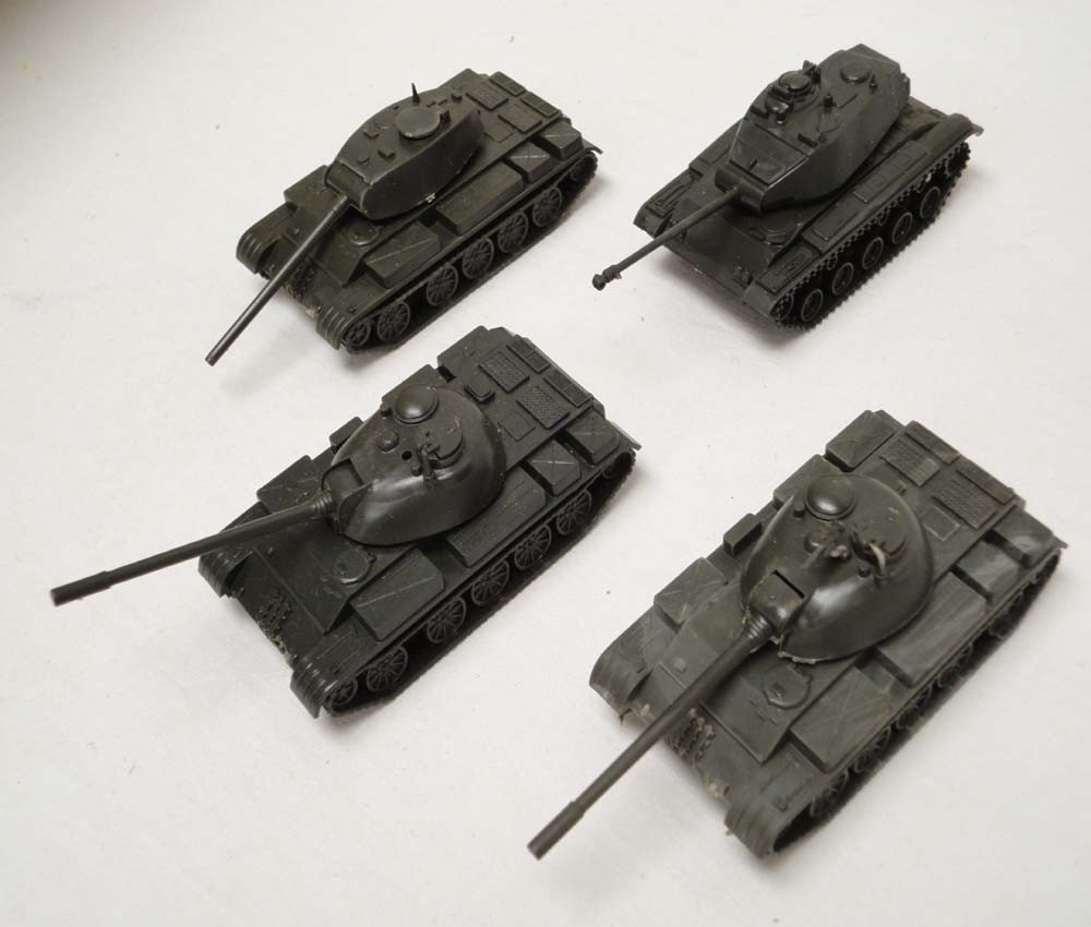 20: ABT: Roco HO Scale: 33 Military Vehicles and Air Cr - 6