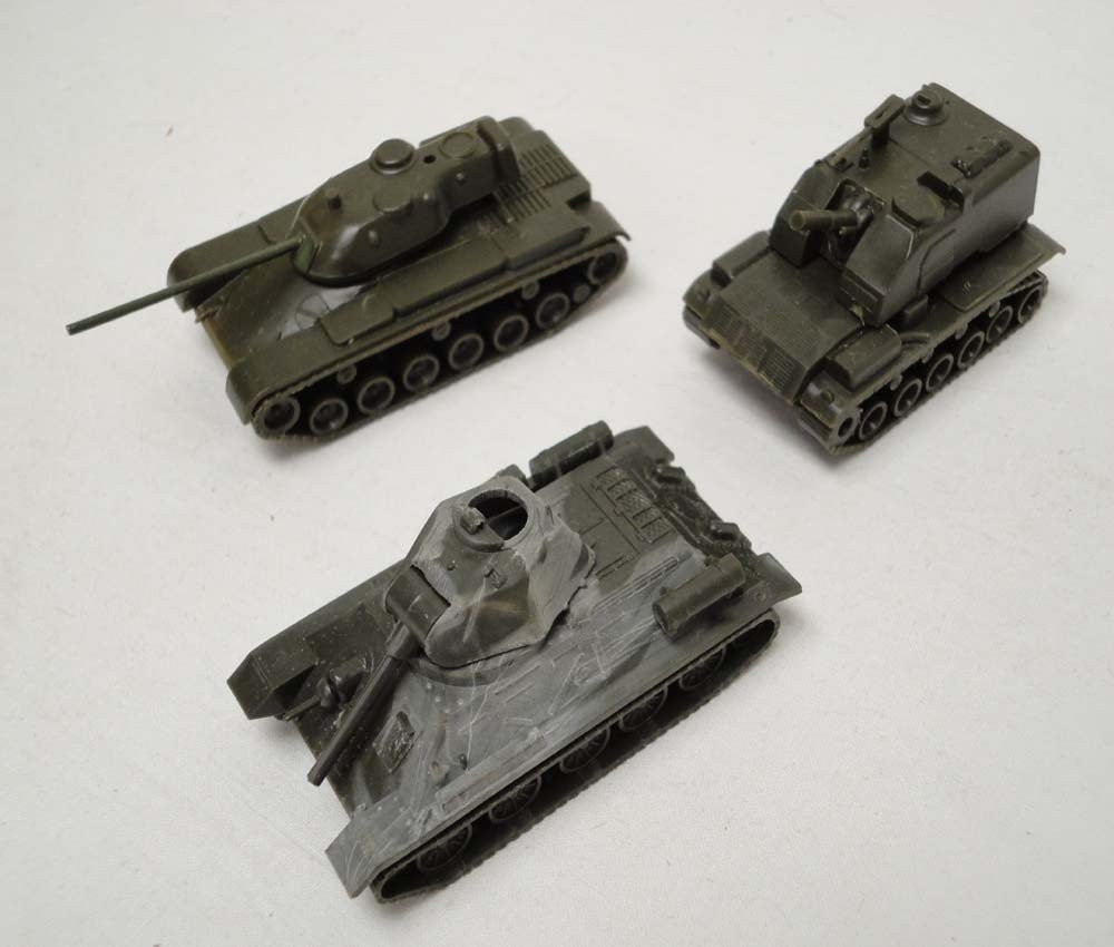 20: ABT: Roco HO Scale: 33 Military Vehicles and Air Cr - 7
