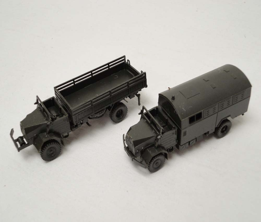 20: ABT: Roco HO Scale: 33 Military Vehicles and Air Cr - 9