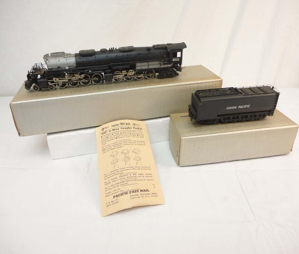 300: ABT: HO Brass: Tenshodo Union Pacific 4-8-8-4 'Big