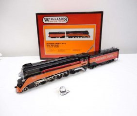 5: ABT: Mint Williams #5600 Southern Pacific 4-8-4 GS-4