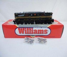 6: ABT: Williams #934935 Pennsylvania Green Five Stripe