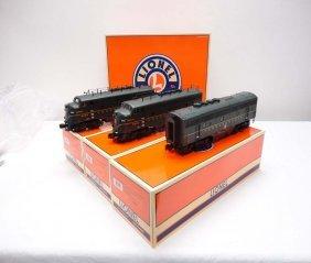 10: ABT: Mint Lionel #14592 Pennsylvania F-3 ABA Diesel