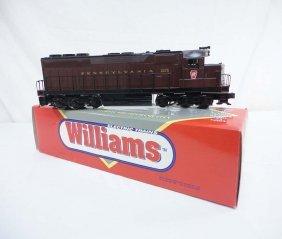 12: ABT: Williams #992475 Pennsylvania Powered A SD-45