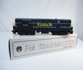 ABT: QSI #SA-1010 Santa Fe FM Diesel Engine/OB