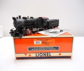 15: ABT: Mint Lionel #28086 Pennsylvania 2-8-0 Consolid