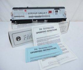 16: ABT: QSI #915 Lehigh Valley FM Diesel Engine/OB