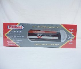 23: ABT: Mint Williams #E60-501 New Haven E-60 Electric