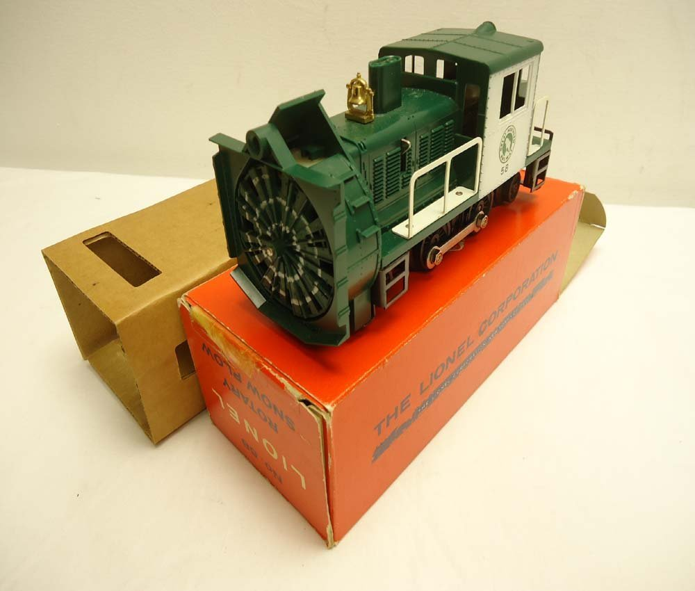 21: ABT: Scarce Lionel #58 Great Northern Motorized Rot
