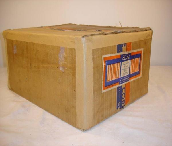 313: ABT: Nice Lionel #291W 226 Semi-Scale Set Box