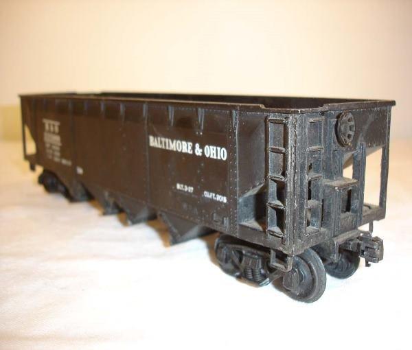 316: ABT: Lionel #716 Baltimore & Ohio Scale Hopper